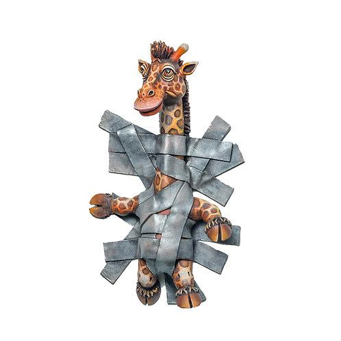 Giraffe Duct Tape