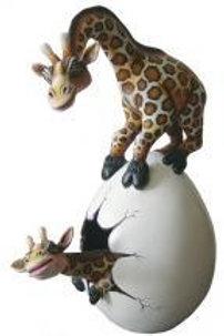 Maternal Giraffe Egg