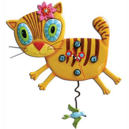 Kimi Kitty Cat Clock