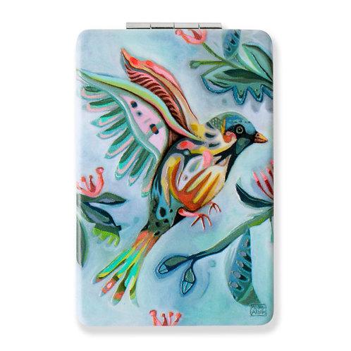 Bird Compact Mirror