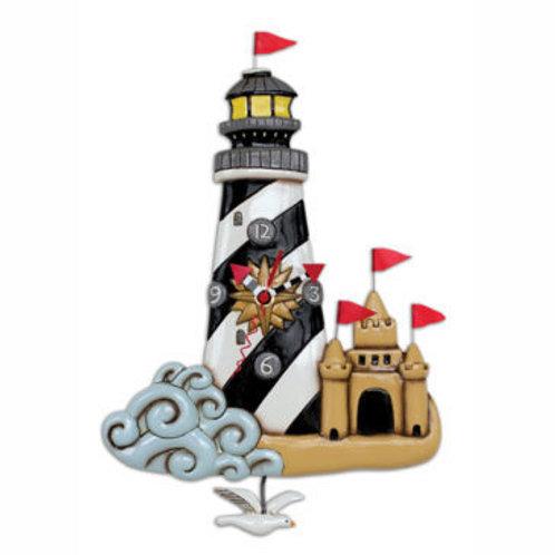 Beacon Lighthouse Pendulum  Clock