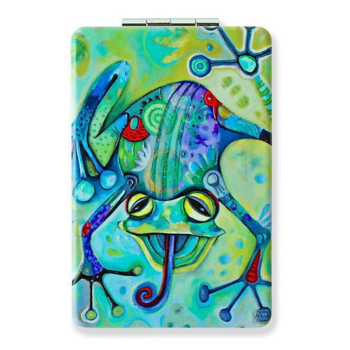Frog Compact Mirror