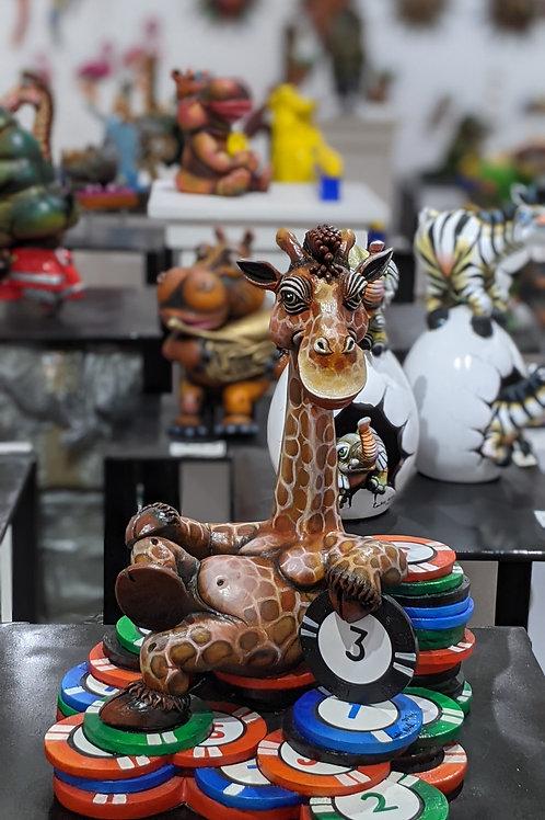 Giraffe Gambling