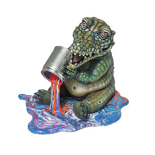 Gator Paint Spill