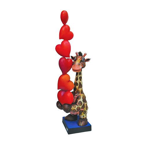 Giraffe Hearts