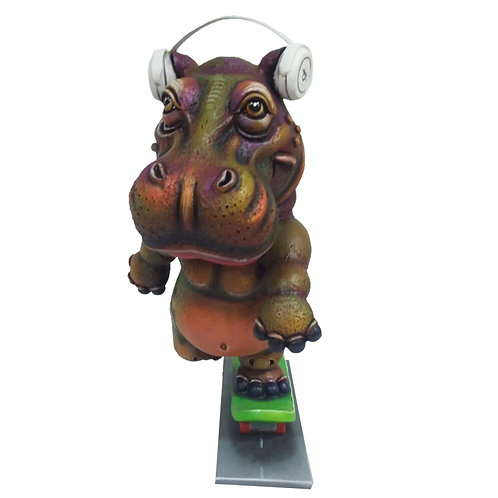 Hippo Skateboard