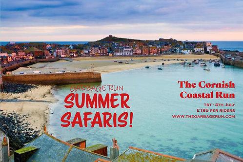 Cornish Coastal Run (£195)