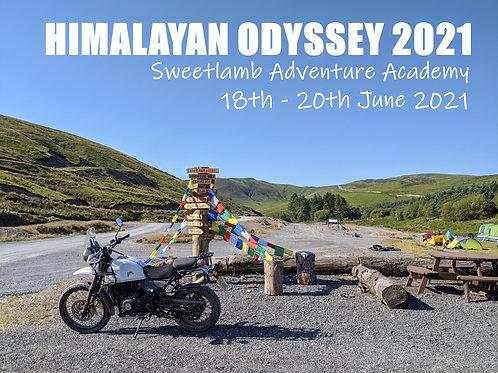 Himalayan Odyssey 2021 (£340)