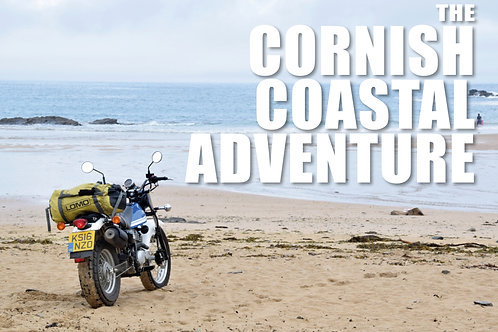 CORNISH COASTAL ADVENTURE (£195)