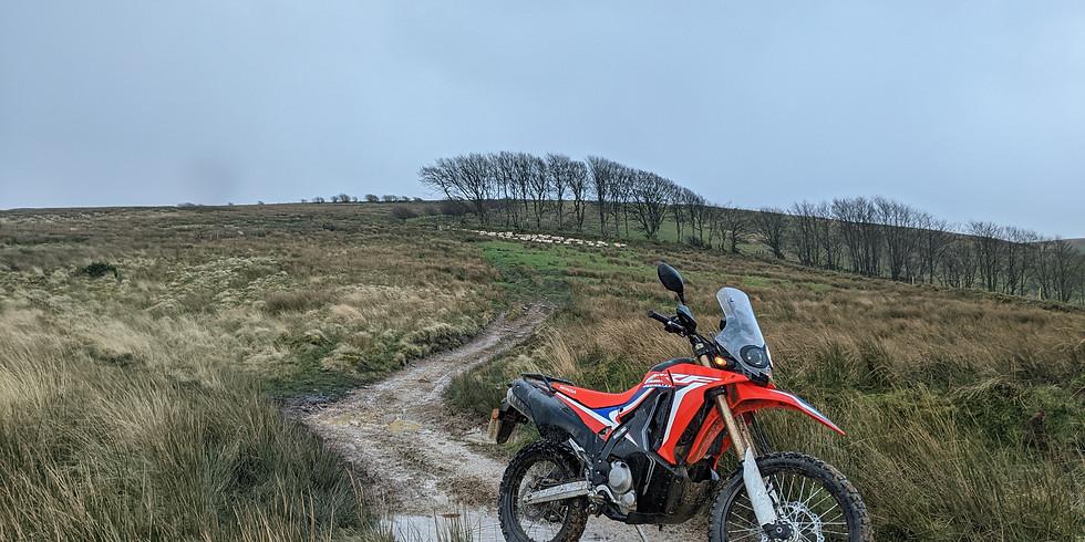 BYO Light Trail ride out - North Devon
