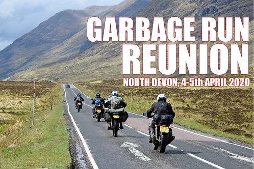 Garbage Run Reunion