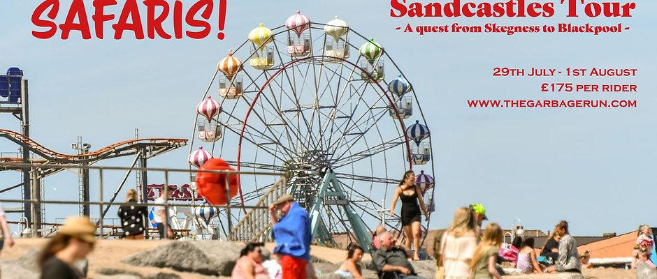 The Seaside Safari (£175)