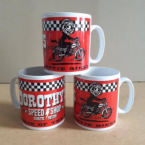 Speed Shop Mug