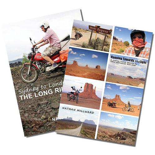 Two book bundle - Sydney to Alaska