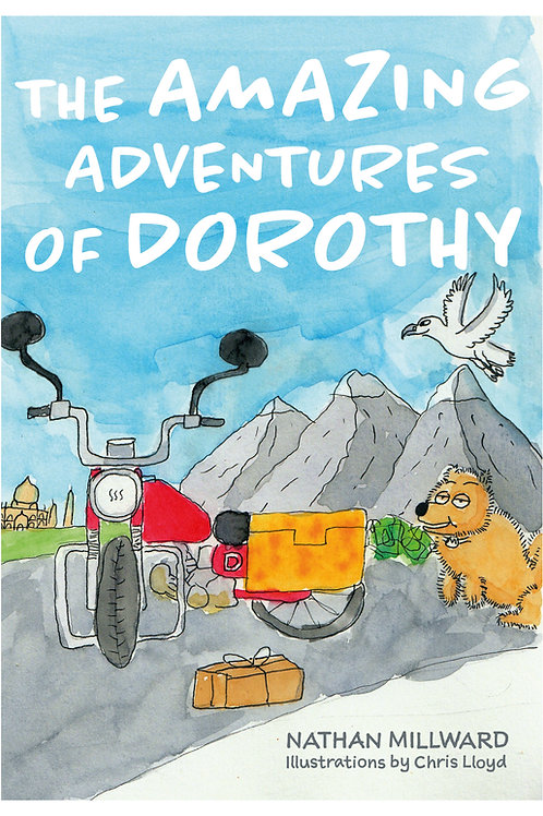 The Amazing Adventures of Dorothy - A motorcycle's journey from Sydney to London
