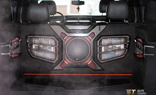 Установка мультимедийных система автомобиля, автозвук в Екатеринбург