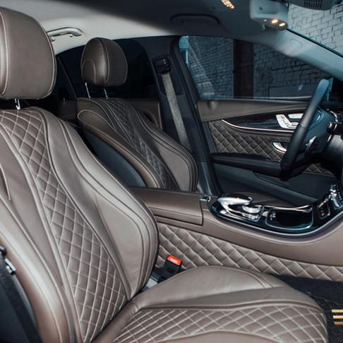 Mercedes-Benz E-class в 213 кузове