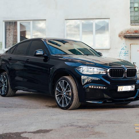 """BMW X6 F16 IMPERIAL """"CONRAD"""""""