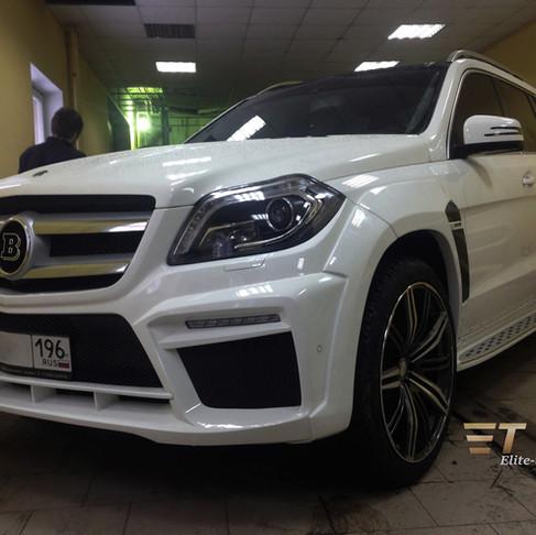 Mercedes-Benz GL Brabus Widestar