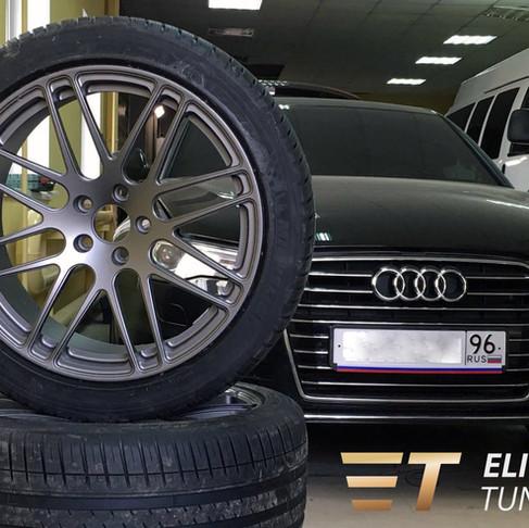 Audi A6 all inclusive
