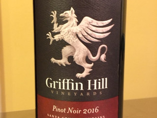 Release of Our 2016 Pinot Noir