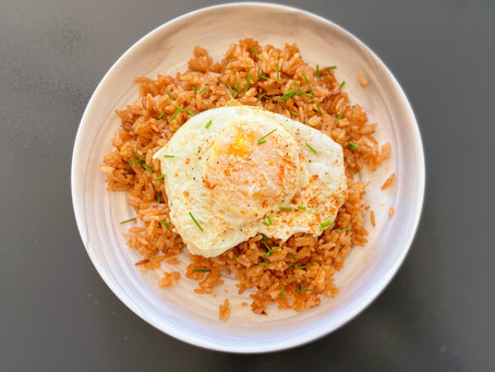 What to Do with Leftover Rice: Gochujang Korean Fried Rice
