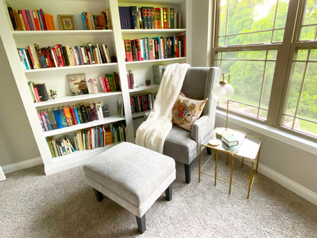 Designing the Perfect Library Nook