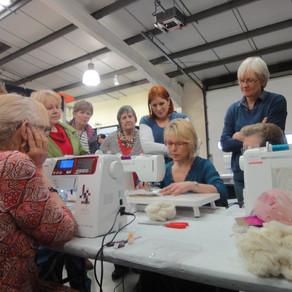 Teaching a Workshop in Malvern