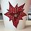Thumbnail: Pot Wrap Pattern- Including a Poinsettia Pattern