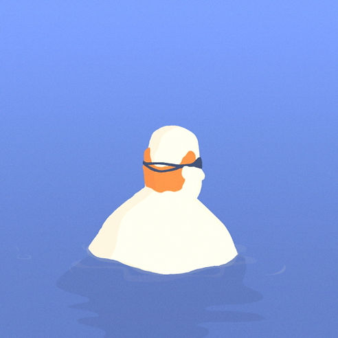 Ugly Duckling Man