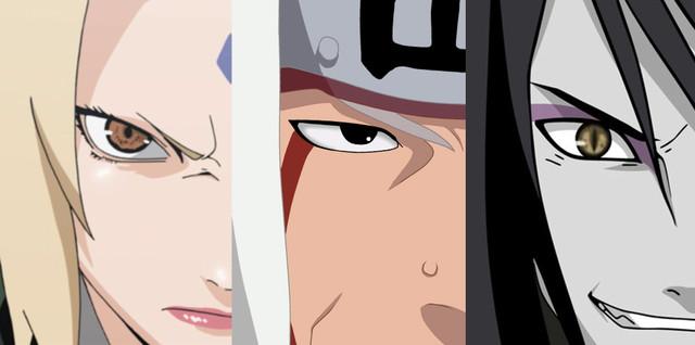 Project III: Naruto