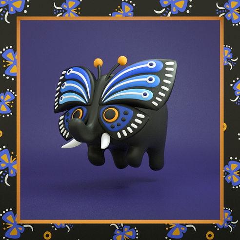 Butterphant