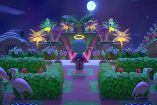 Animal Crossing Island