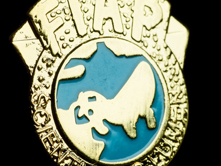 FIAP Blue Pin