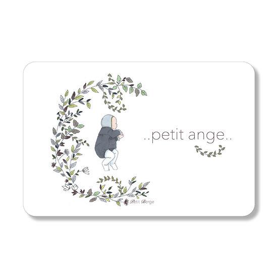 Carte Petit Ange