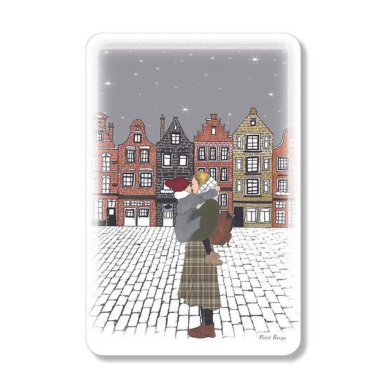 Carte Amsterdam