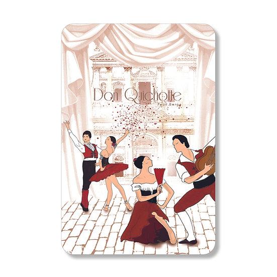 Carte Don Quichotte