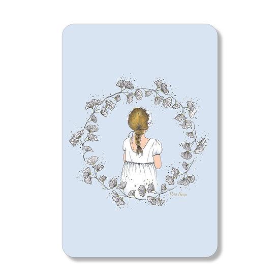carte Eugénie bleue