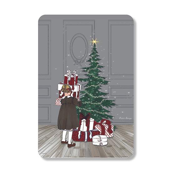 Carte cadeaux de Noel