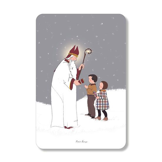 Carte Sinterklaas