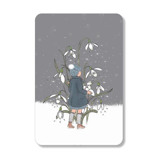 Carte perce-neige