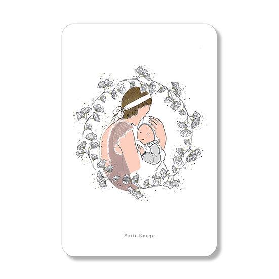 Carte Douce Maman