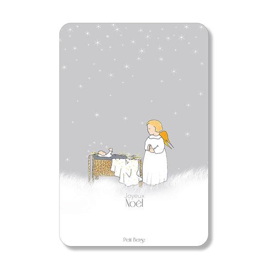 Carte doux Noel