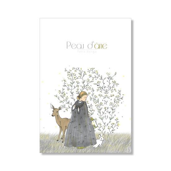 Affiche A5 Conte de Peau d'Âne