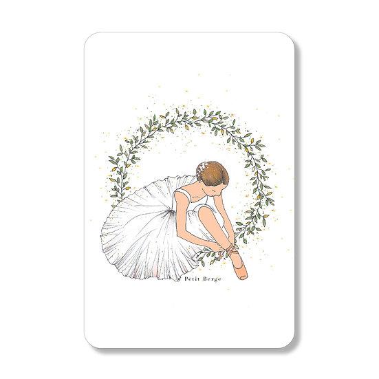 Carte Petite Danseuse