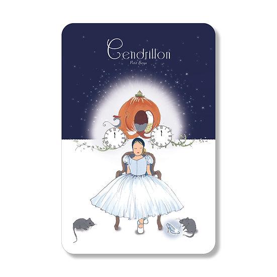 Carte Cendrillon