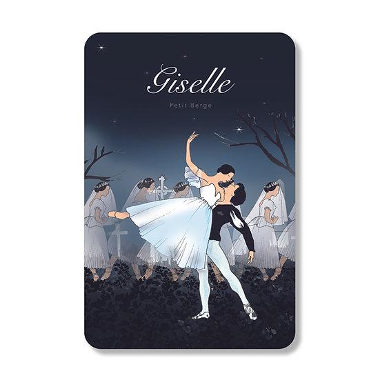 Carte Giselle