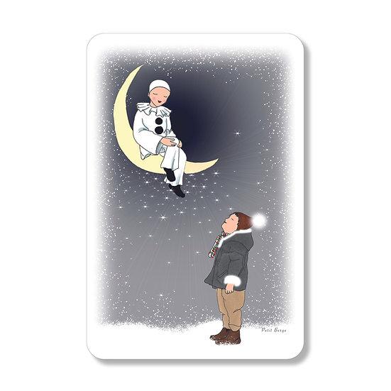 Carte Pierrot