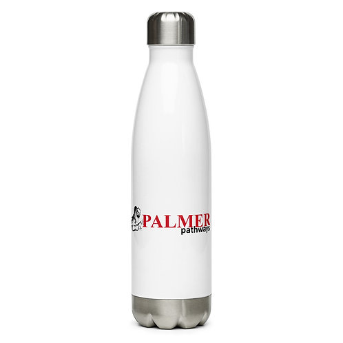 Pathways Stainless Steel Water Bottle