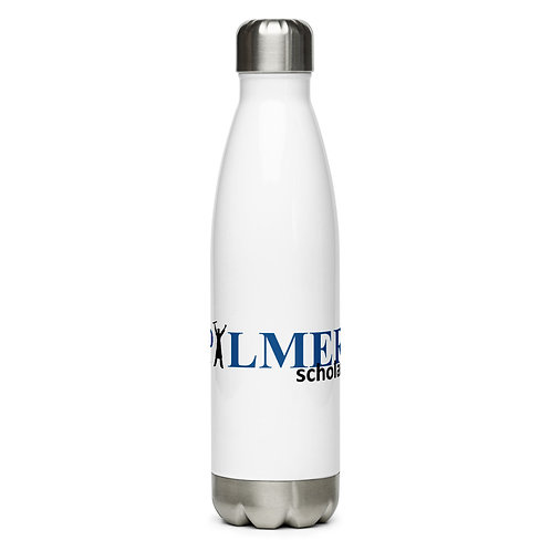 Palmer Scholars Stainless Steel Water Bottle